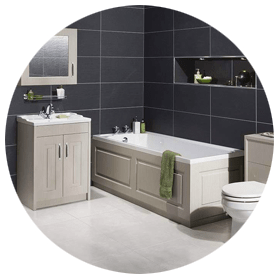 Traditional Vanity Units