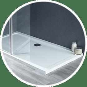 Large Shower Trays