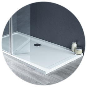 Rectangle Shower Trays
