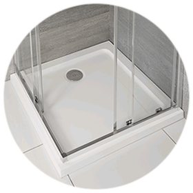 Small Shower Trays