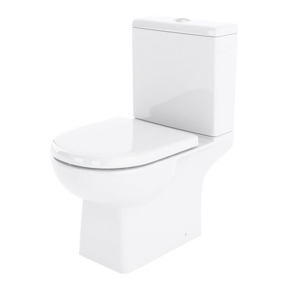 Nuie Assembly Close Coupled Toilet