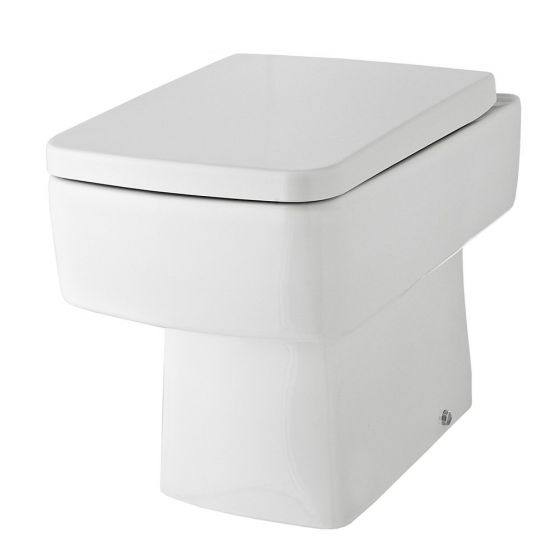 Nuie Bliss Back To Wall Toilet
