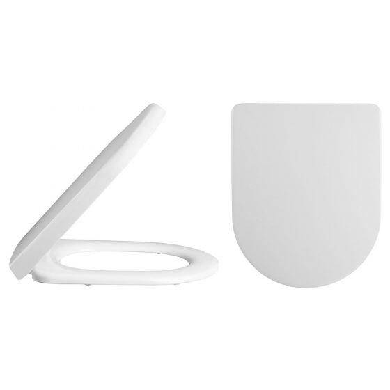 Nuie Standard D-Shape Soft Close Seat