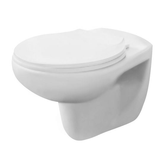 Nuie Melbourne Wall Hung Toilet