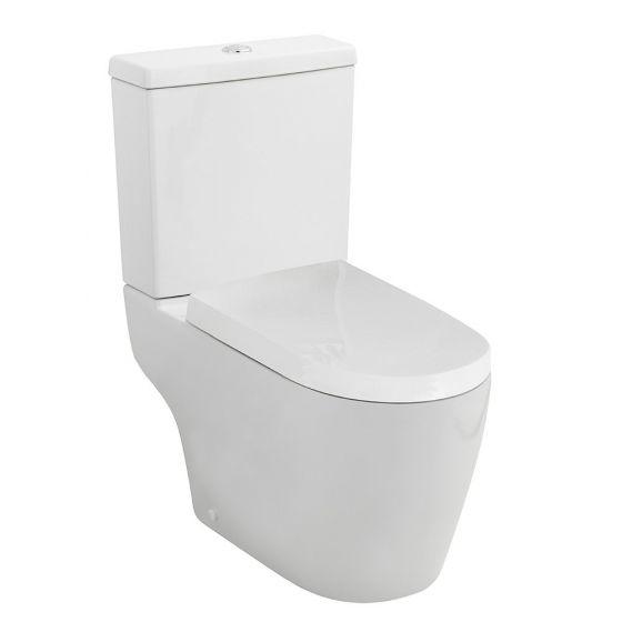 Nuie Provost Semi Flush To Wall Toilet