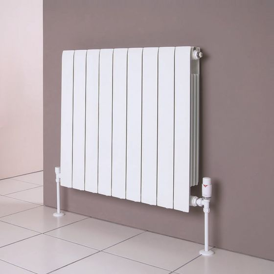 H430mm x W400mm Faral Alliance 95 Radiator
