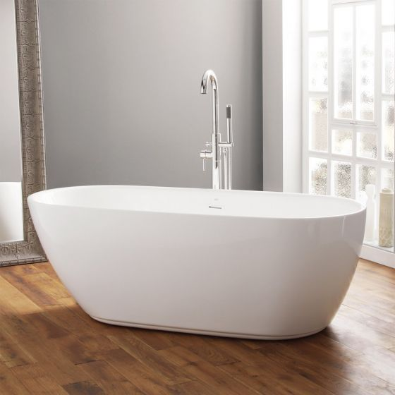 April Harrogate Contemporary Freestanding Bath 1700mm x 750mm