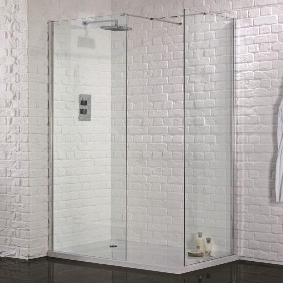 Aquadart Walk-In Wetroom Shower Panel