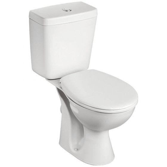 Armitage Shanks Sandringham Close Coupled Cistern with Push Button