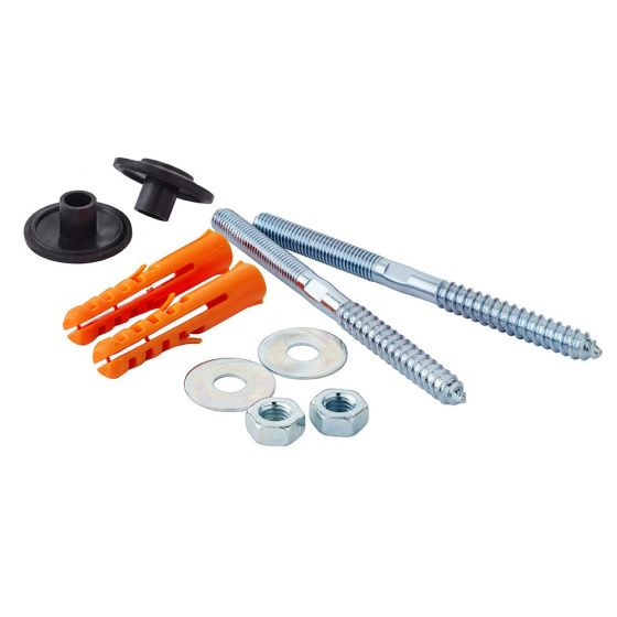 Nuie Basin Fixing Bolts (Pair)