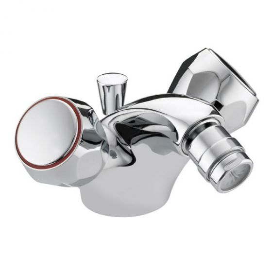 Bristan Club Bidet Mixer with Pop-up waste