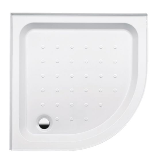 Coram Waterguard Riser Shower Tray 800mm x 800mm Quadrant