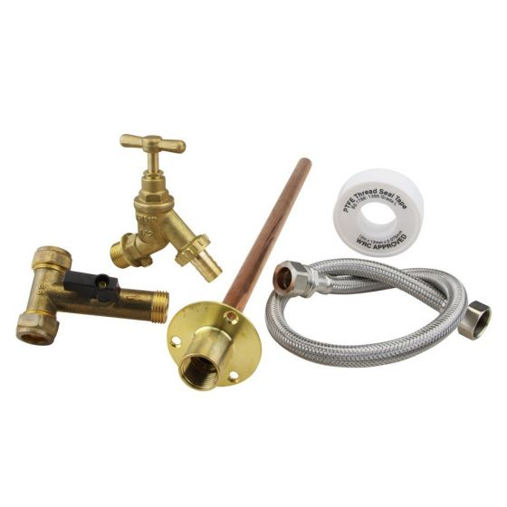 "1/2"" Outdoor Tap Kit"
