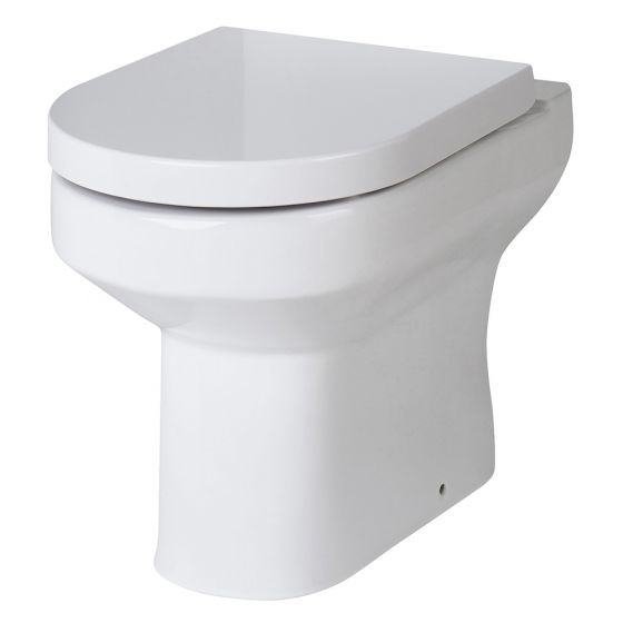Nuie Harmony Back To Wall Toilet