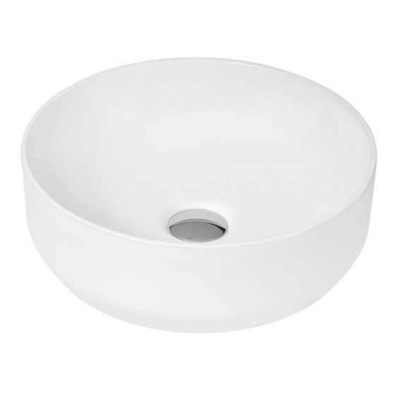 Hudson Reed Round 350mm Countertop Vessel Basin