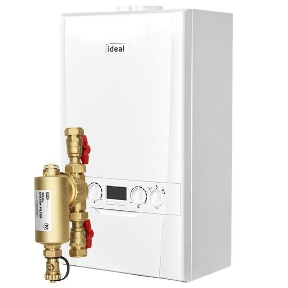 Ideal Logic Max 24kW Combi Boiler ERP