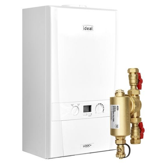 Ideal Logic Max 12kW Heat Only Boiler ERP