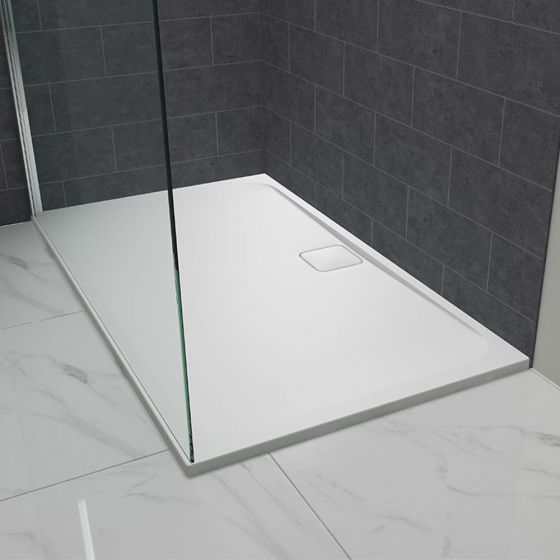 Merlyn Level 25 Rectangular Shower Tray 1100mm x 900mm