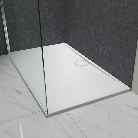 Merlyn Level 25 Rectangular Shower Tray 1200mm x 900mm