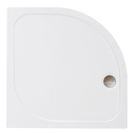 Merlyn Mstone Quadrant Shower Tray 900mm x 900mm