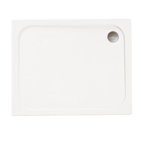 Merlyn Mstone Rectangular Shower Tray 1680mm x 760mm