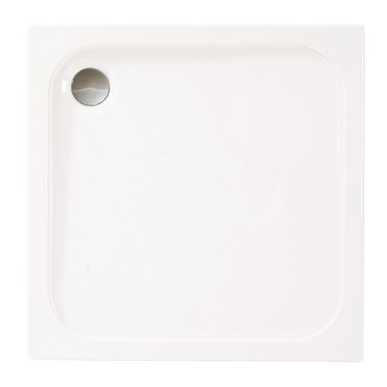 Merlyn Mstone Square Shower Tray 800mm x 800mm