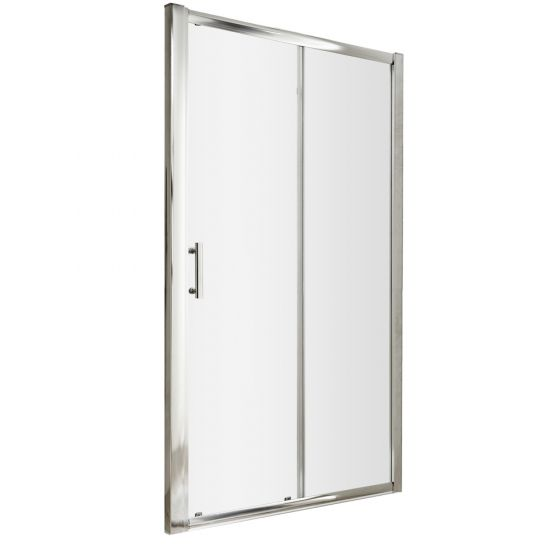 Nuie Pacific 1600mm Single Sliding Shower Door