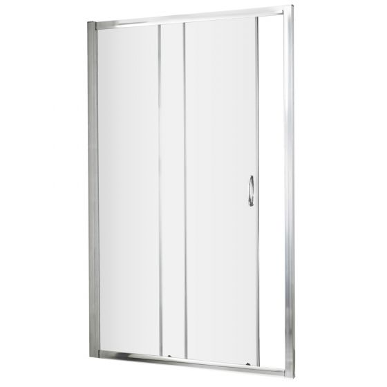 Nuie Ella 1000mm Sliding Shower Door