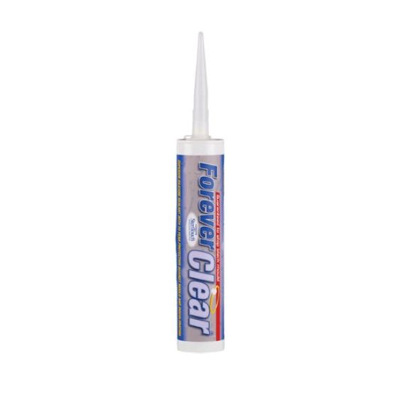 Tube Forever Clear Silicone Sealant - 300ml