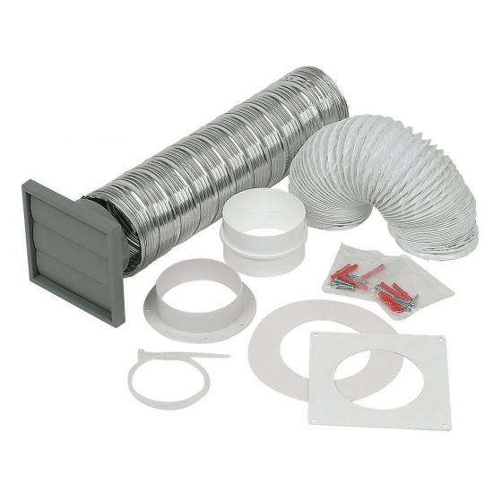 Tumble Dryer Venting Kit 100mm / 4""