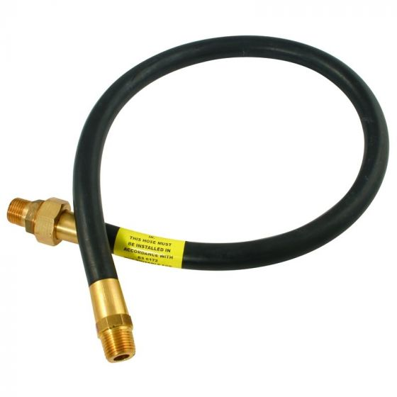 Union Cooker Hose 1200mm Long