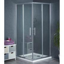 Aqua-I6 Corner Entry Shower Enclosure