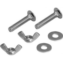 Close Coupled Nuts & Bolts Set Only