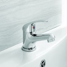 Niagara Conway Mini Mono Basin Mixer with Push Button Waste