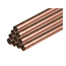15mm x 1mtr Table X Copper Tube