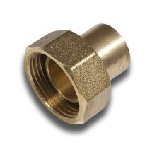 """Gas Meter Union 1"""" x 22mm / 28mm"""