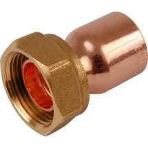 """Gas Meter Union End Feed 1"""" x 28mm"""
