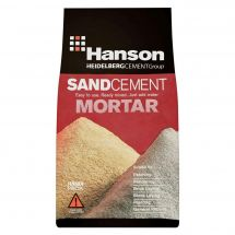 Hanson Sand And Cement 5kg Bag