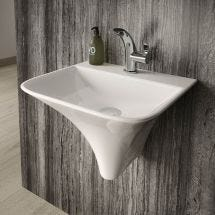 Hudson Reed Grace 460mm Wall Hung Basin