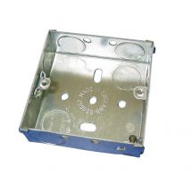 Hep2o Radiator Back Box Metal 10mm