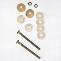 Siamp Pan and Cistern Bolts