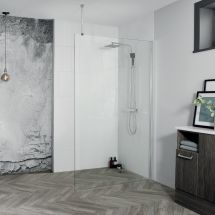 Aquadart Walk-In Wetroom 8 Ceiling Support Arm 425mm