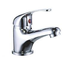 Niagara Conway WRAS Mini Mono Basin Mixer with Push Button Waste