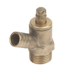 """1/2"""" BSP Type A Drain Off Cock Valve - Heavy Pattern"""