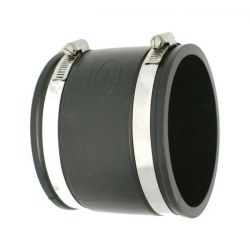 110mm PVC  to 4 Inch Cast Iron Rubber Adaptor