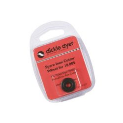 Dickie Dyer Spare Inox Stainless Pipe Cutter Wheel For 3 - 32mm Cutter