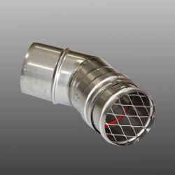 Firebird 80mm Stainless Steel Plume Terminal Insert