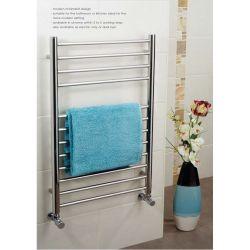 Apollo Garda Towel Warmer - Stainless Steel