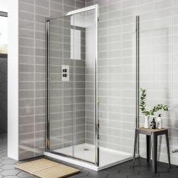 April Destini Shower Side Panel