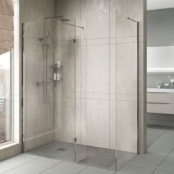 Cassellie Marna Wetroom Flipper Panel 300mm x 1850mm High